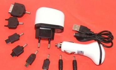 充電器的簡單保養!