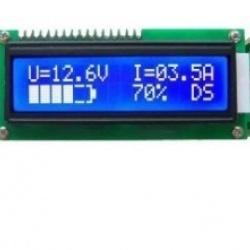BG2-FXX系列磷酸鐵鋰電池電量顯示模塊